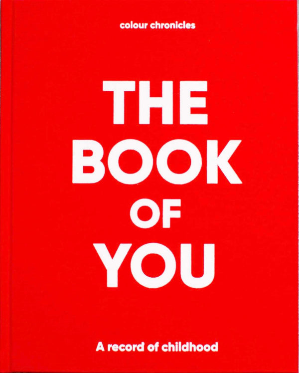 The Book of You: A Record of Childhood