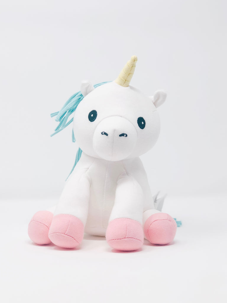 Cupcake The Unicorn - Organic Plush Animal