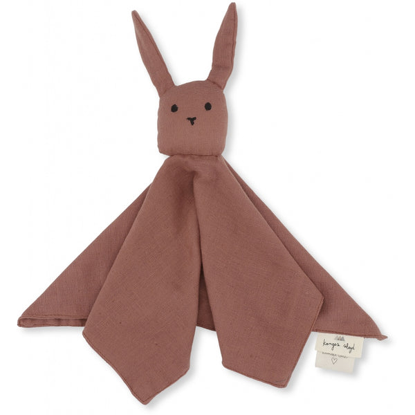 Sleepy Rabbit Comforter - Cedar Wood
