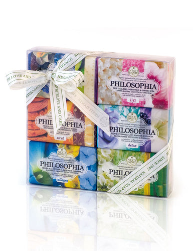 PHILOSOPHIA 6-PC SOAP SET
