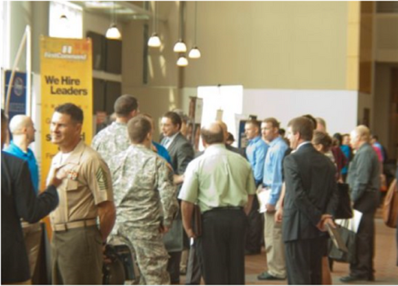 Raleigh Veterans Job Fair - August 5, 2021