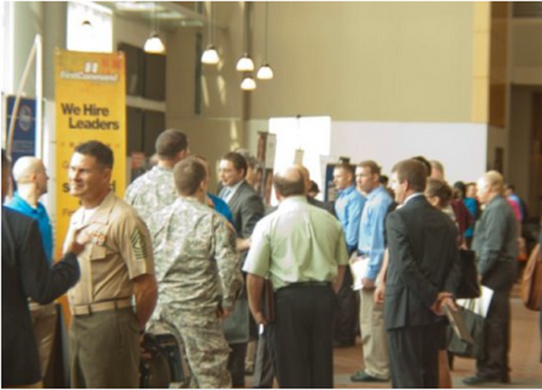 Job Fair at Fort Stewart - August 8, 2019