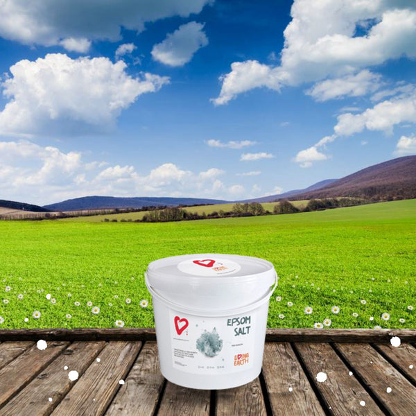 10KG,  Epsom Salts - Fantastic Bath Salts & Many other uses