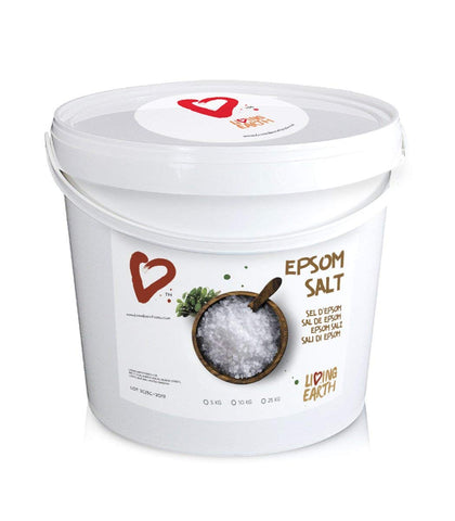 5KG,  Epsom Salts - Fantastic Bath Salts & Many other uses