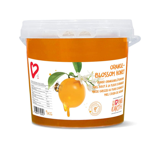 1 KG, Orange Blossom Honey