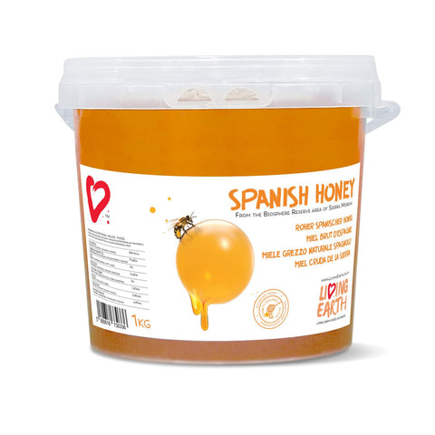 1 KG,  Spanish Honey (Sierra)