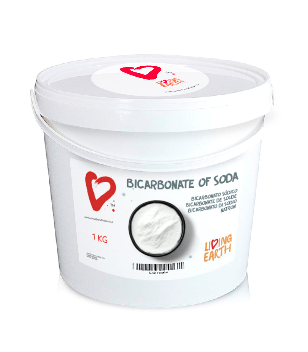 1KG,  Sodium Bicarbonate - Excellent for Cleaning & Personal Care