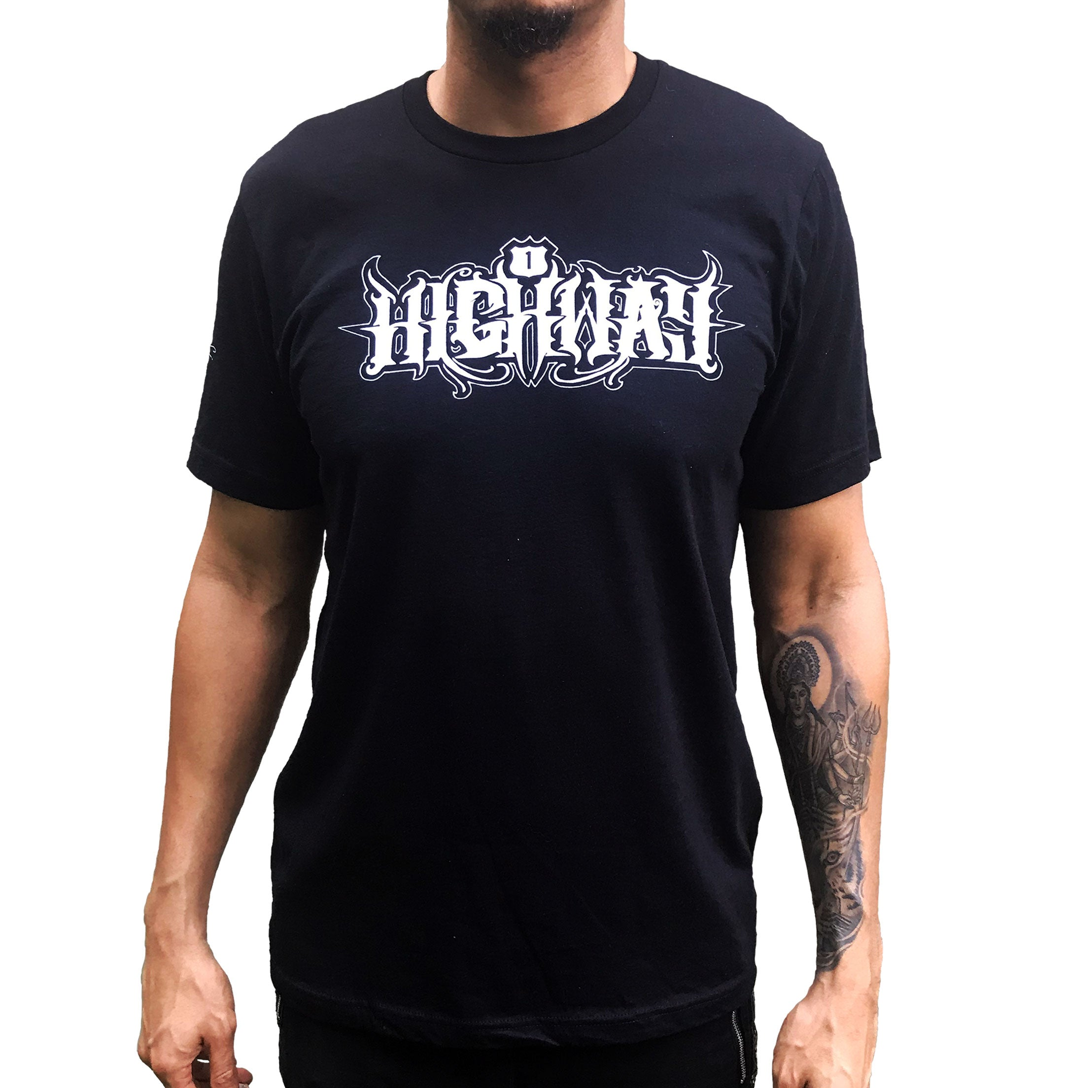 """Highway"" Short-Sleeve Unisex T-Shirt"