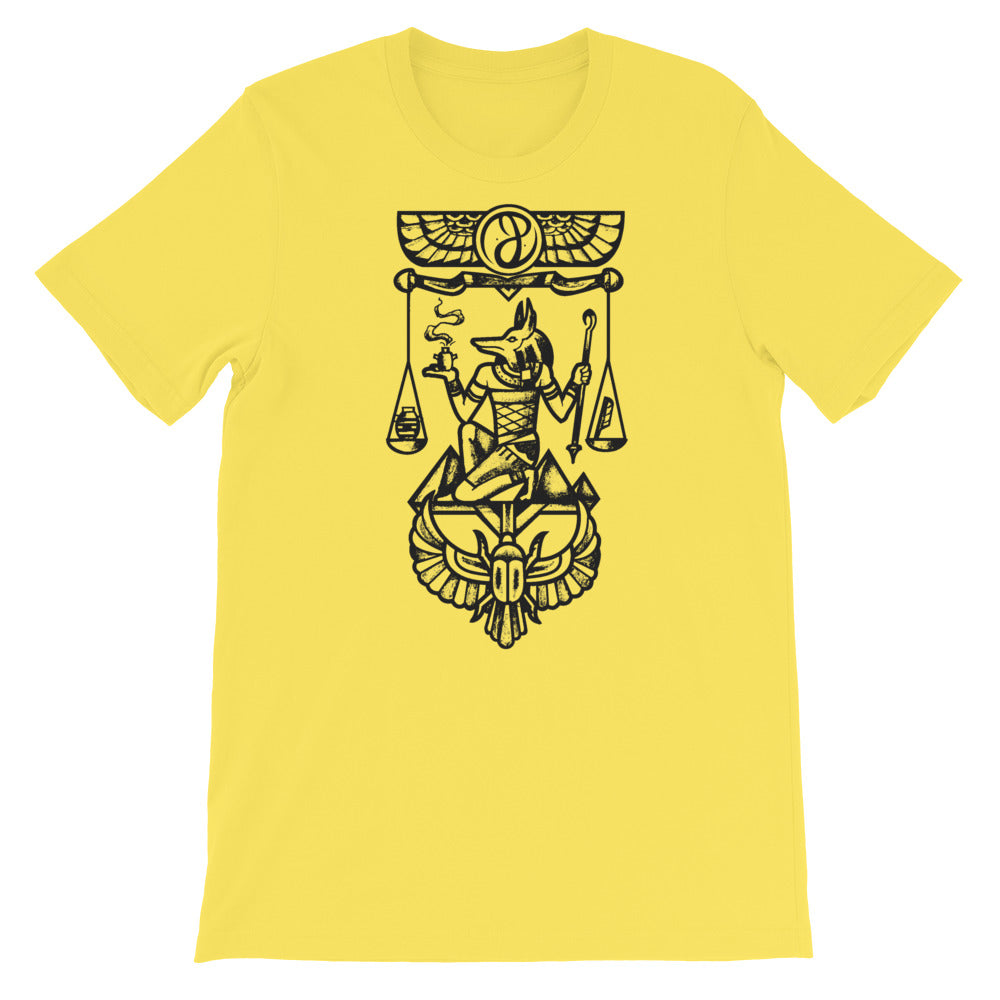 """Anubis"" Short-Sleeve Unisex T-Shirt"