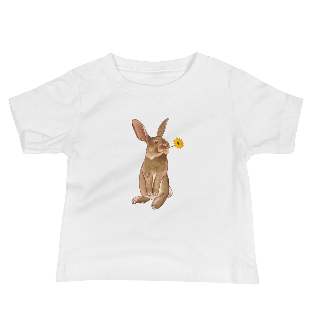 Happy Rabbit - Baby Jersey Short Sleeve Tee