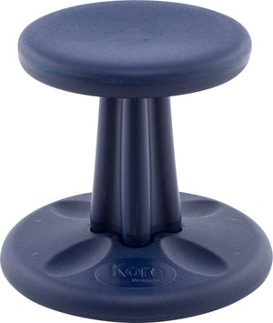 Kore Patented Wobble Chair, Now Antimicrobial - Preschool, Size 12""