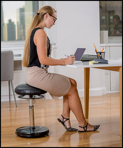 "Kore Everyday Plus Chair, Adjusts from 18"" to 26.75"""