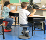 Kore Patented Wobble Chair NOW Antimicrobial - Preteen Size 18""