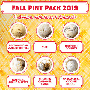 Clumpies Fall 2019 Pint Pack
