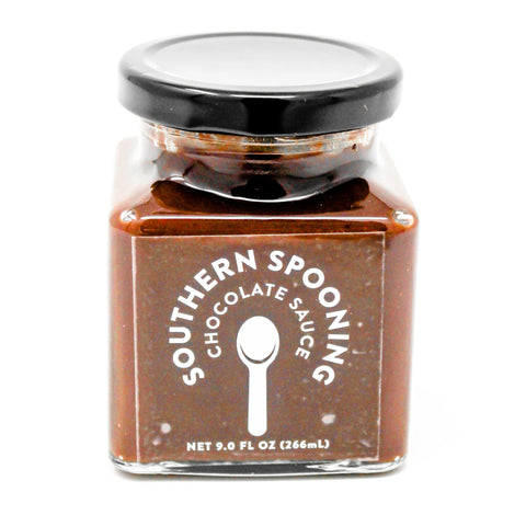 Southern Spooning Chocolate Sauce