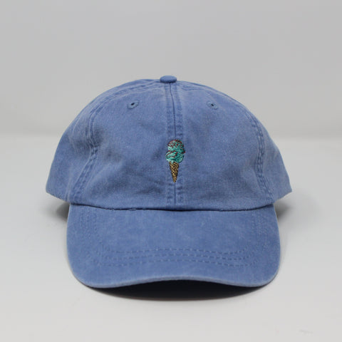 Clumpies Dad Hat - Pastel Ice Cream Cone