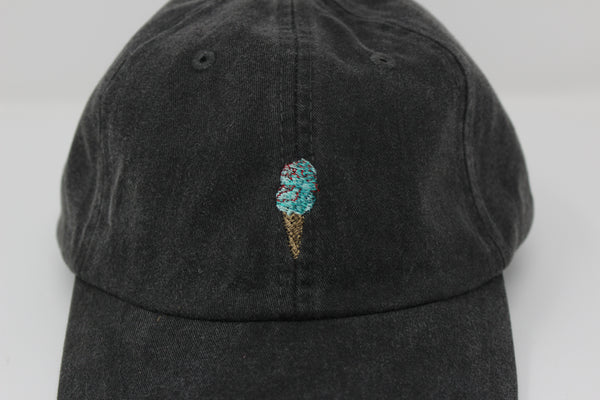 Clumpies Dad Hat - Ice Cream Cone
