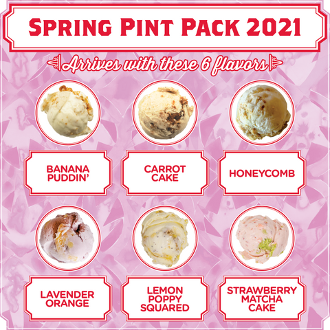 Spring 2021 Pint Pack