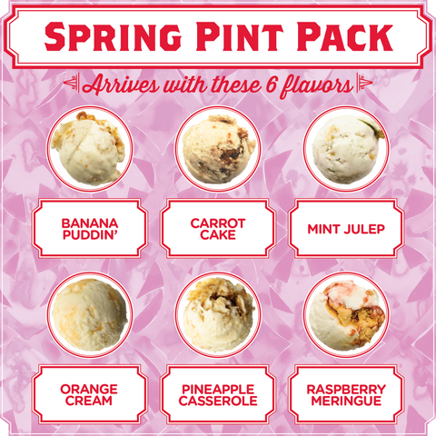 Clumpies Spring 2020 Pint Pack - Choose Your Flavors!