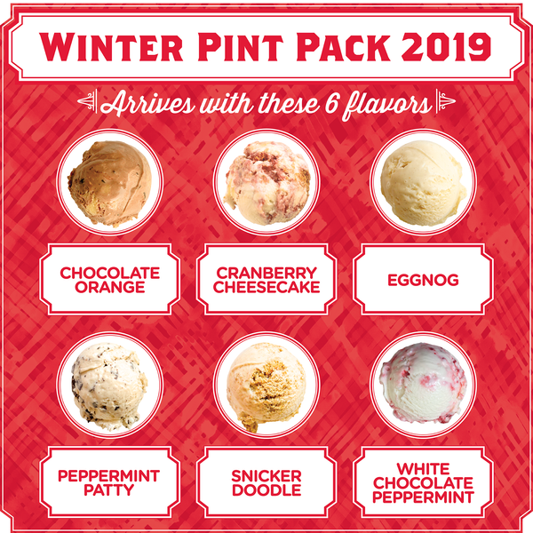 Winter 2019 Pint Pack - 50% OFF