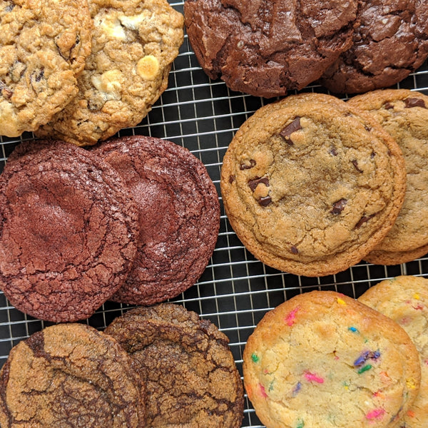 Cookie Box: Build Your Own Dozen