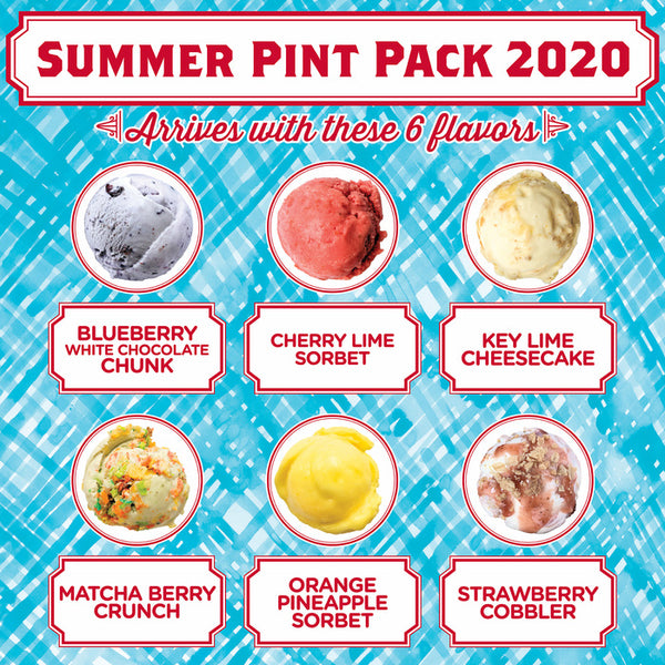 Clumpies Summer Pint Pack
