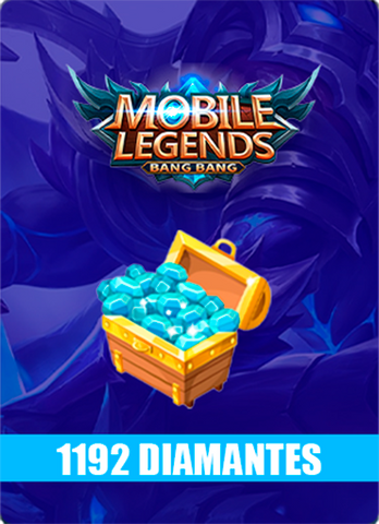 Mobile Legends 1192 Diamantes - Todo Licencias PTY