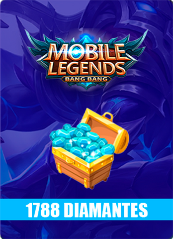 Mobile Legends 1788 Diamantes - Todo Licencias PTY