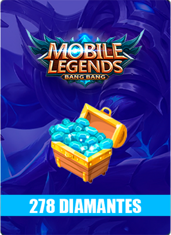Mobile Legends 278 Diamantes - Todo Licencias PTY