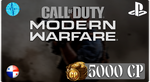 Call of Duty Points 5000 - PSN - Todo Licencias PTY