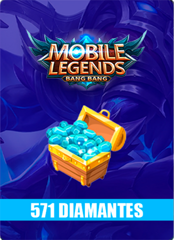 Mobile Legends 571 Diamantes - Todo Licencias PTY