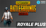 PUBG Mobile: ROYALE PASS PLUS - Todo Licencias PTY