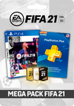 Playstation Store USA - FIFA 21 PACK