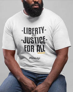 Liberty & Justice For ALL Short-Sleeve Unisex T-Shirt