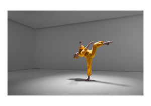 Large Format Limited Edition Prints of Dancers photographed at Studio Wayne McGregor