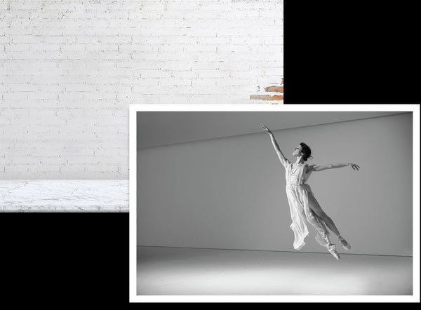 Brenda Lee Photographed at Studio Wayne McGregor