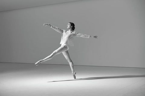Romany Padjak Photographed at Studio Wayne McGregor