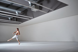 Luke Ahmet at Studio Wayne McGregor