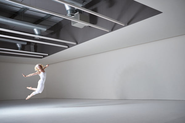 Simone Stackhouse Photographed at Studio Wayne McGregor