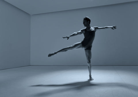 1000mm x 700mm Luke Ahmet Photographed At Studio Wayne McGregor 1