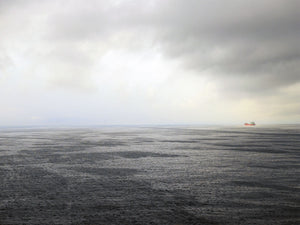 North Sea Before a Squall