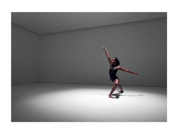 16x12 Sharia Johnson at Studio Wayne McGregor 2019.