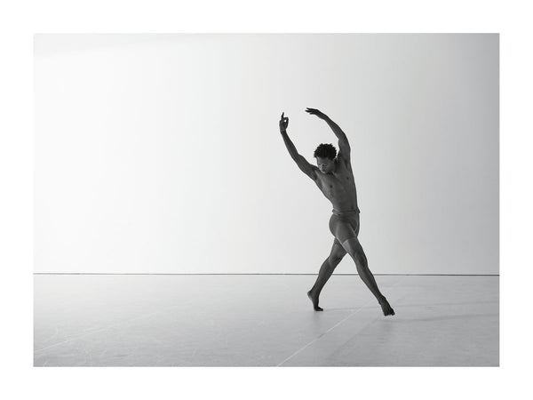 16x12 Muthuthuzeli November at Studio Wayne McGregor