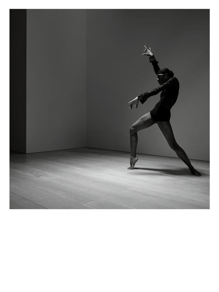 Paje Campbell at Studio Wayne McGregor