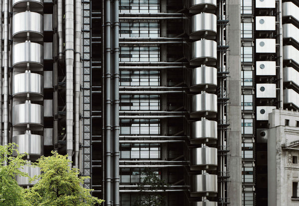 Lloyds of London / Roger Stirk Harbour + Partners