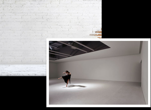 1000mm x 644mm Nancy Nerantzi at Studio Wayne McGregor.