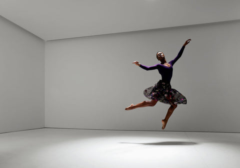 1000mm x 700mm Nafisah Baba Photographed at Studio Wayne McGregor