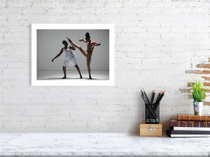 Delene 16x12 Gordon and Mbulelo Ndabeni at Studio Wayne McGregor