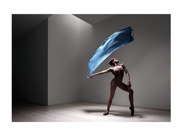 16x12 Paje Campbell at Studio Wayne McGregor.