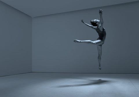 1000mm x 700mm Luke Ahmet Photographed At Studio Wayne McGregor 2